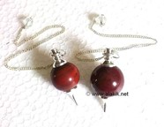Picture of Red Jasper Ball Pendulum