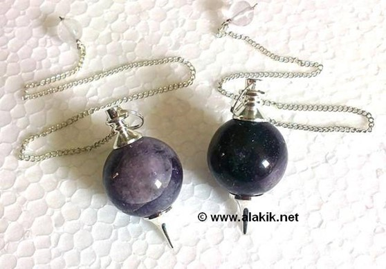 Picture of Amethyst Ball Pendulum