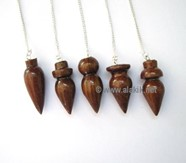 Picture of Mix Design Wooden Pendulum