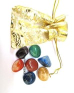 Picture of Chakra Tumble set with Pouch