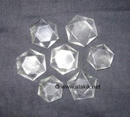 Picture of Crystal Quartz Hexagonal Star of David
