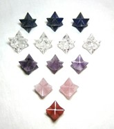 Picture of Mix Gemstone Assorted Merkaba Star