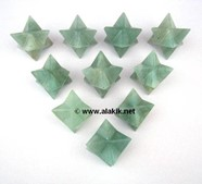 Picture of Green Aventurine Merkaba Star