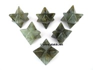 Picture of Labradorite Merkaba Star