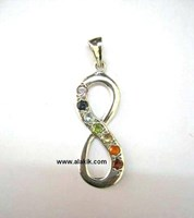 Picture for category Chakra 925 silver pendant