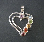 Picture of Chakra Heart Pendant