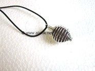 Picture of Hematite Tumble Wrapped Pendant