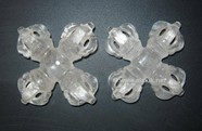Picture of Crystal Quartz Vishwa Vajra