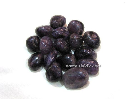 Picture of African Amethyst Tumble stone