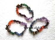 Picture of Chakra Chip Bracelet