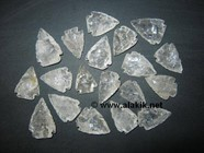 Picture of Crystal Quartz Arrowheads