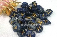 Picture of Sodalite Rune Set