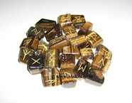 Picture of Tiger Eye Rune Set