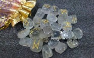 Picture of Crystal Quartz Rune Set