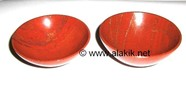 Picture of Red Jasper Bowl 3 inch