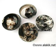 Picture of Black Onyx 2inch bowls