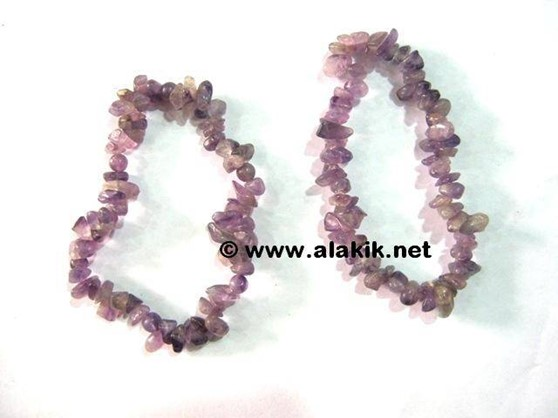 Picture of Amethyst Chip bracelet