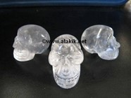 Picture of Crystal Quartz Big Size Skulls