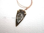 Picture of Twin Arrowhead Necklace