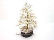 Picture of Crystal Quartz 300bds tree