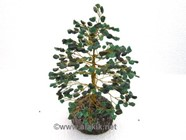 Picture of Green Aventurine 300bds Tree