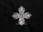 Picture of Crystal Quartz Vajra small size