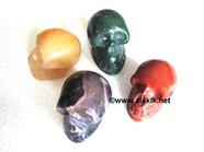 Picture of Mix Gemstone Big Skulls