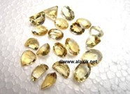 Picture of Citrine Cut stone cabachones