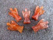 Picture of Orange Jade Angels 1inch