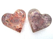 Picture of Orgone Paper Weight Heart Shape