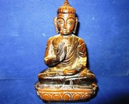 Picture of Tiger Eye Buddha 378g
