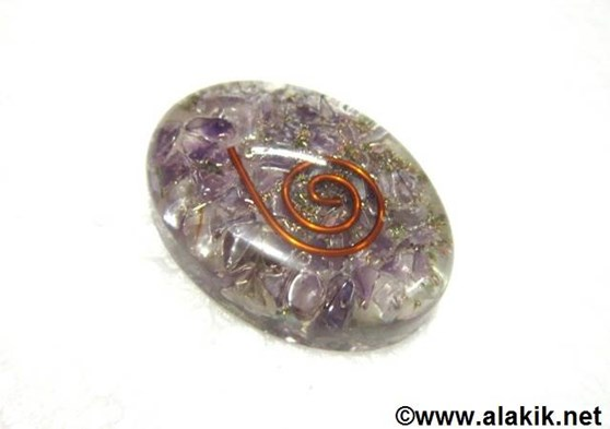 Picture of Amethyst Orgone Cabachone
