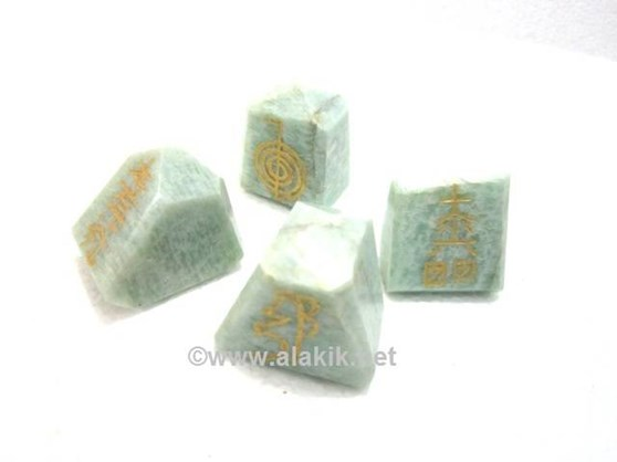 Picture of Amazonite Usai Natural Point set
