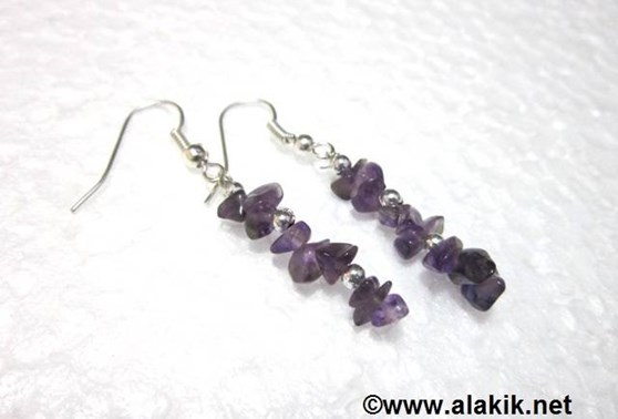 Picture of Amethyst Earrings