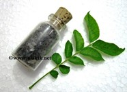 Picture of Black Tourmaline Chips Bottle