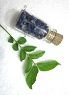 Picture of Lapis Lazuli Chips Bottle