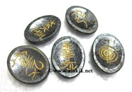 Picture of Hematite 5pcs USAI Worrystone Set