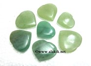 Picture of Green Jade Hearts