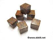 Picture of Calligrapy Stone Cubes