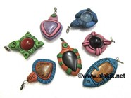 Picture of Tibetan Hand Crafted Pendants