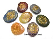 Picture of Simple Chakra set