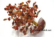 Picture of Red Jasper 300bds with Orgone Base