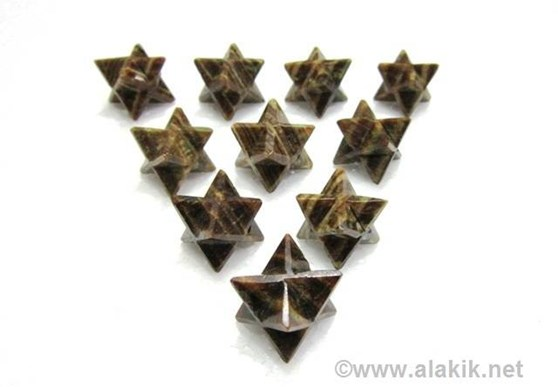 Picture of Aragonite Merkaba Star