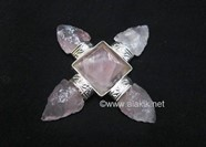 Picture of Rose Quartz Arrowhead Generator
