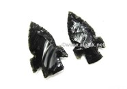 Picture of Black Obsidian Carved 012
