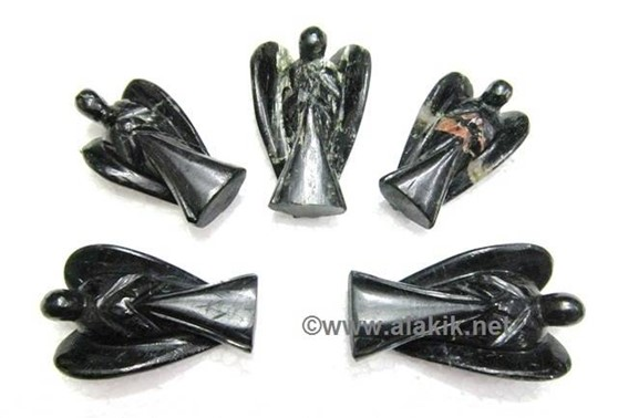 Picture of African Black Tourmaline 2inch Angels