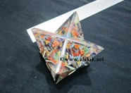 Picture of Chakra Orgone Big Size Merkaba Star