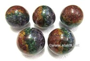 Picture of Chakra Layer orgone Balls
