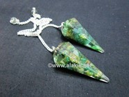 Picture of Green Aventurine Orgone Pendulum