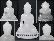 Picture of Crystal Quartz Buddha Big Size 16880grams